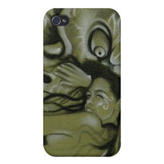Caja de hadas de la mota del dragón iPhone 4/4S fundas