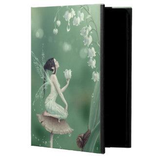 Caja de hadas del aire 2 del iPad de la flor del