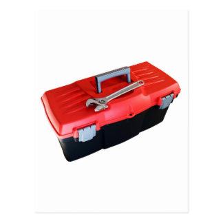 Caja de herramientas postal