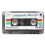 Caja de IPod 4 de la cinta de casete iPod Touch Case-Mate Cárcasa