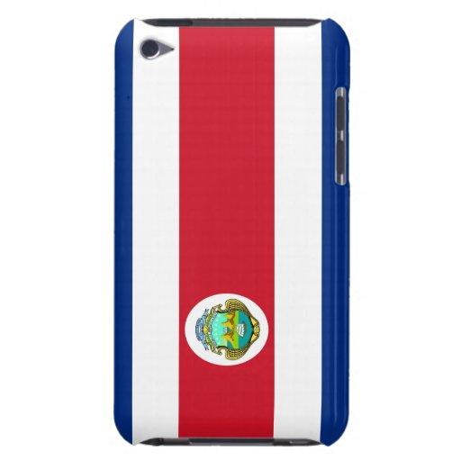 Caja de iPod de la bandera de Rican de la costa iPod Touch Cárcasa