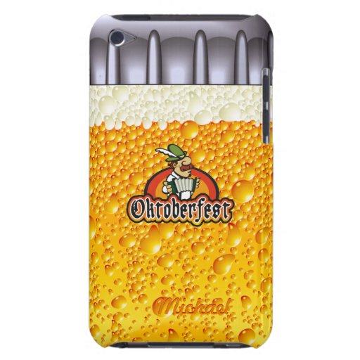 Caja de iPod de la botella de cerveza iPod Touch Case-Mate Protectores
