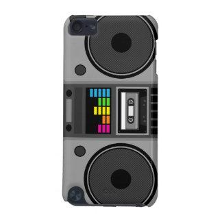 Caja de iPod de la música de Boombox Funda Para iPod Touch 5G