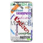 Caja de iPod de la pintada de Madison iPod Touch Cobertura