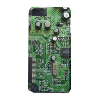 Caja de IPod de la placa de circuito