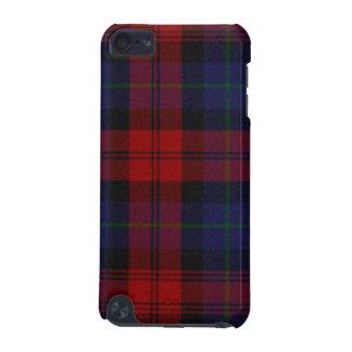 Caja de iPod de la tela escocesa de tartán de Funda Para iPod Touch 5G
