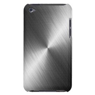 Caja de iPod de la textura del cromo Funda Case-Mate Para iPod