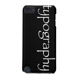Caja de iPod de la tipografía tipografía del papi