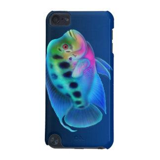 Caja de iPod de los pescados de Cichlid de Flowerh Funda Para iPod Touch 5G