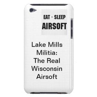 Caja de iPod del airsoft de Lmm Cubierta Para iPod De Barely There