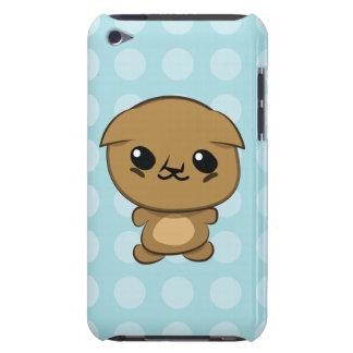Caja de iPod del gatito de Munchkin del doblez del iPod Touch Case-Mate Cobertura