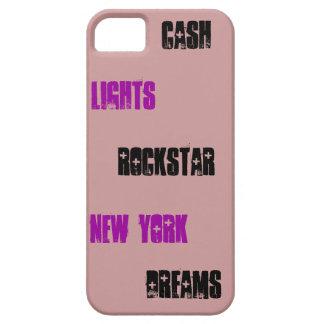 Caja de IPod del neoyorquino Funda Para iPhone SE/5/5s