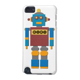 Caja de iPod del robot del juguete Funda Para iPod Touch 5G