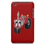 Caja de iPod del tractor de granja Cubierta Para iPod De Barely There