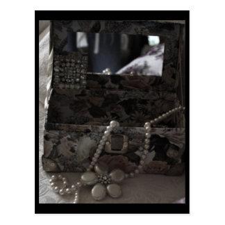 Caja de Jewerly Postal