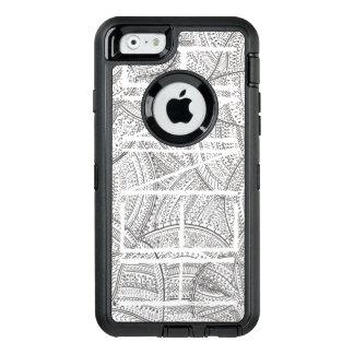 caja de la alheña del iPhone 6 Funda Otterbox Para iPhone 6/6s