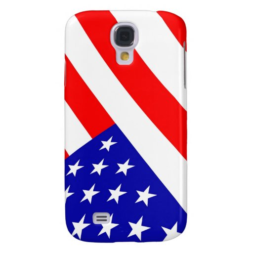 Caja de la bandera americana iPhone3