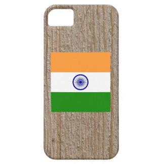 Caja de la bandera de la India del diseñador iPhone 5 Carcasas
