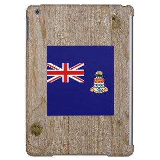Caja de la bandera de las Islas Caimán del