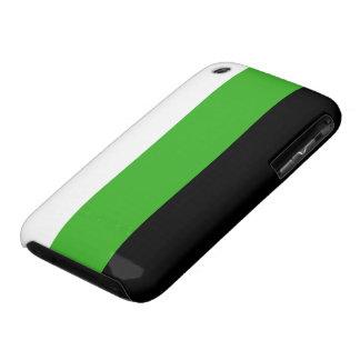 Caja de la bandera de Neutrois Case-Mate iPhone 3 Cárcasas