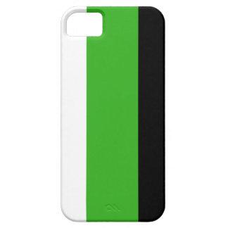 Caja de la bandera de Neutrois iPhone 5 Carcasa