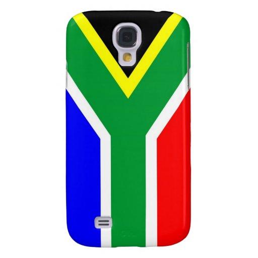caja de la bandera de país de Suráfrica