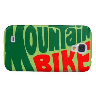 Caja de la bici de montaña S4 Funda Para Galaxy S4