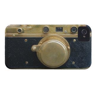 Caja de la cámara iphone4 del vintage iPhone 4 cárcasa