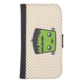 Caja de la cartera de Kawaii Frankenstein Samsung Billetera Para Teléfono
