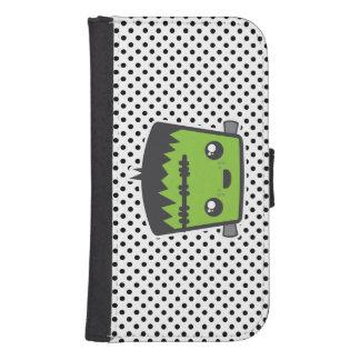 Caja de la cartera de Kawaii Frankenstein Samsung Funda Tipo Billetera Para Galaxy S4