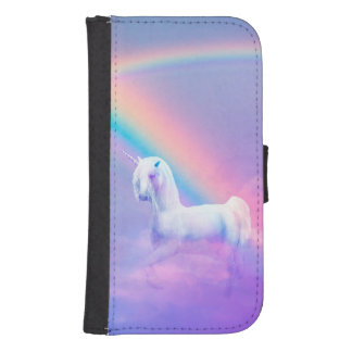 Caja de la cartera de la galaxia S4 de Samsung del Billetera Para Galaxy S4