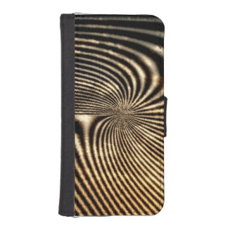 caja de la cartera del iPhone 5/5s con diseño del Funda Tipo Billetera Para iPhone 5