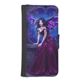 Caja de la cartera del iPhone del arte del dragón Billetera Para iPhone 5