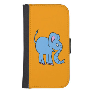 caja de la cartera del teléfono del elefante del billetera para teléfono