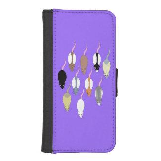 caja de la cartera del teléfono del paquete de la carteras para teléfono