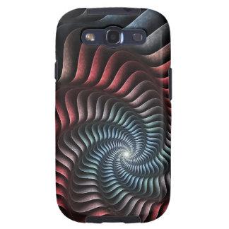 Caja de la casamata de Ganimedes Galaxy S3 Protectores