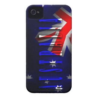 Caja de la casamata de Iphone 4/4S de la bandera Case-Mate iPhone 4 Carcasas