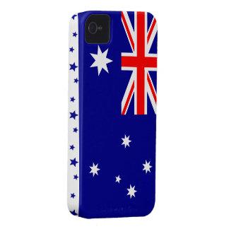 Caja de la casamata de Iphone 4/4S de la bandera iPhone 4 Cárcasas