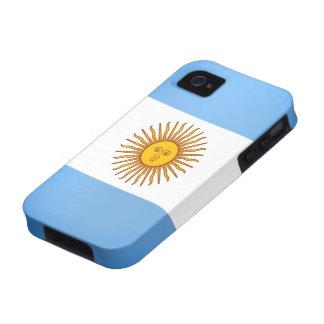 Caja de la casamata de Iphone 4/4S de la bandera Vibe iPhone 4 Carcasa