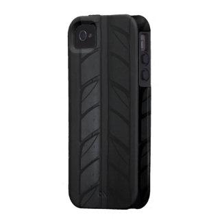 Caja de la casamata de Iphone 4/4S del neumático iPhone 4/4S Carcasas