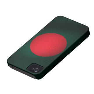 Caja de la casamata de Iphone 4G/4GS de la bandera iPhone 4 Carcasas