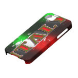 Caja de la casamata de Iphone 5 de la bandera de I iPhone 5 Case-Mate Carcasa