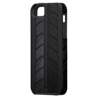 Caja de la casamata de Iphone 5 del neumático iPhone 5 Carcasa