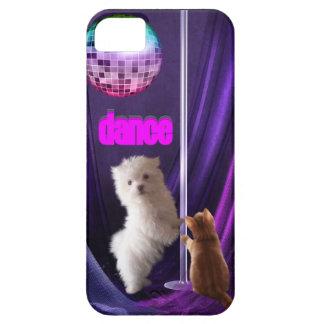 Caja de la casamata de IPhone 5 los bailarines Funda Para iPhone 5 Barely There