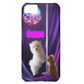 Caja de la casamata de IPhone 5 los bailarines Funda Para iPhone 5C