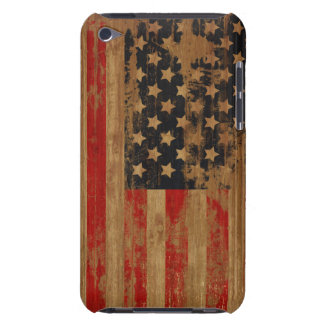 Caja de la casamata de la bandera americana Case-Mate iPod touch protector