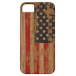 Caja de la casamata de la bandera americana iPhone 5 Case-Mate carcasas