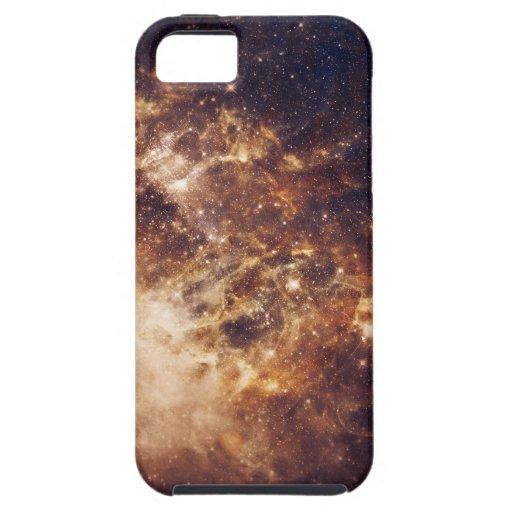 Caja de la casamata de la nebulosa iPhone 5 funda
