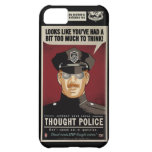 Caja de la casamata de la policía del pensamiento