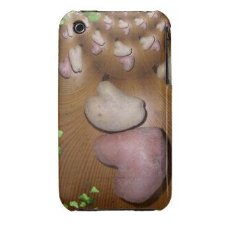 caja de la casamata de las patatas iPhone 3 Case-Mate cobertura